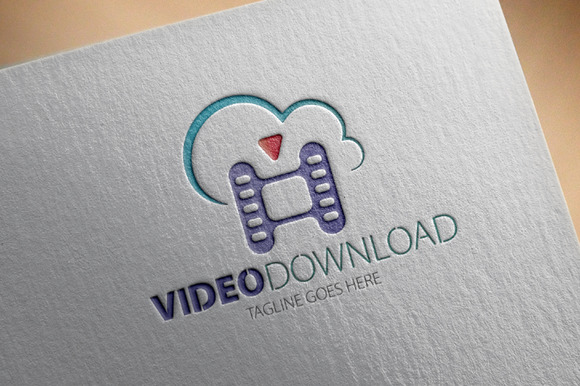 Video Download Logo