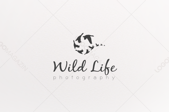 Photography WildLife Logo