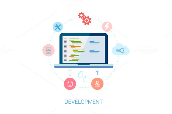 Icons For Application Development
