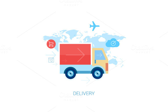 Icons For Online Shopping