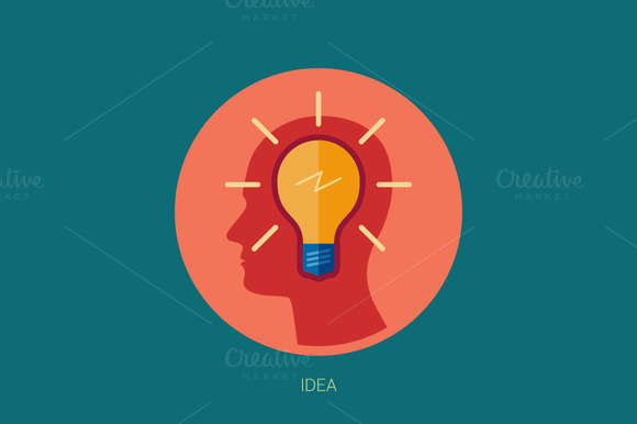 Idea Inspiration Insight Icon