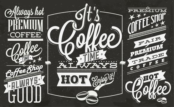 Vintage Coffee Posters