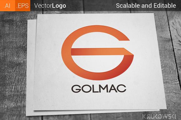 Letter G Company Logo