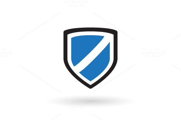 Web Security Icon Shield
