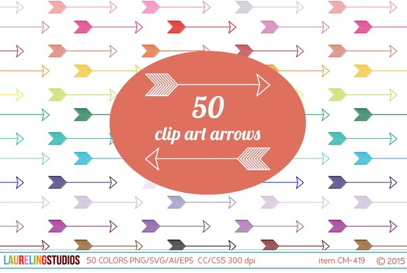 Arrow Clipart Png Svg Ai Eps Files