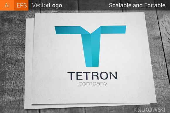 Letter T Company Logo