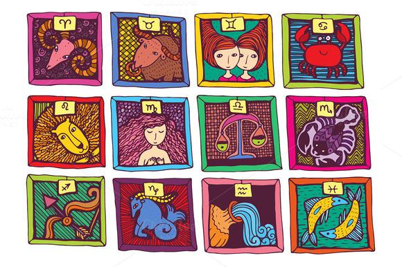 Horoscope Set