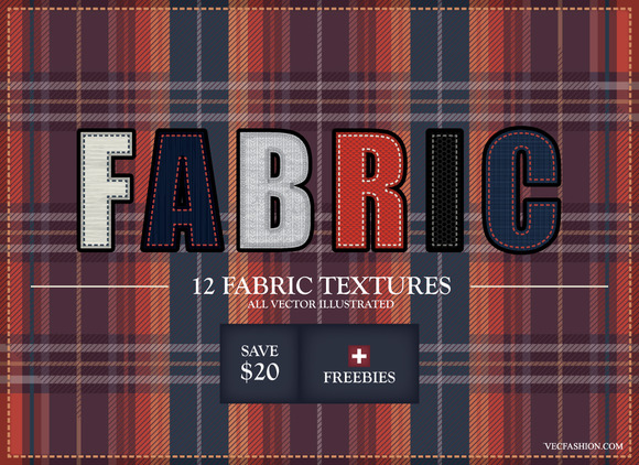 Our 12 Best Selling Fabric Textures