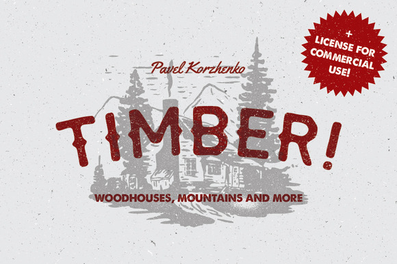 TIMBER Mountains Woodhouses