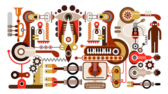 Musical Instrument Factory