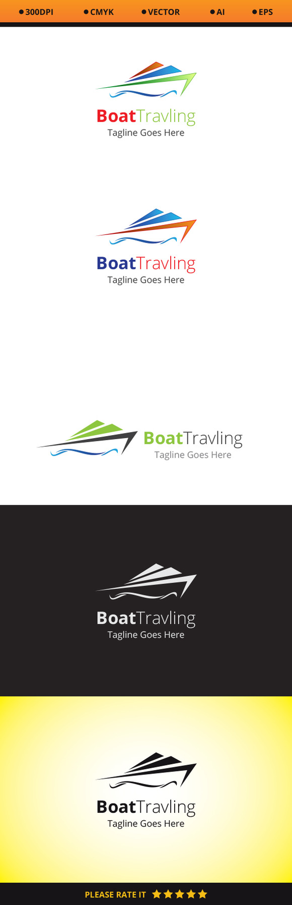 Boat Traveling