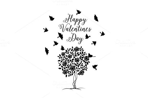 Happy Valentines Background