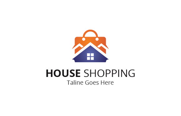 House Shopping Logo