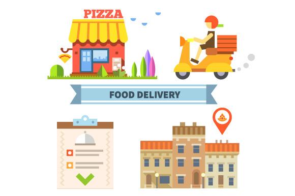 Food Delivery §іafe Restaurant Piz