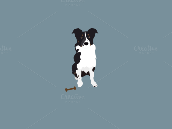 Puppy Illustration