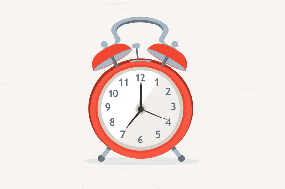 Vector Wakeup Clocks Set Flat