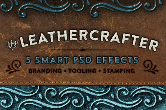 The Leathercrafter Smart PSD