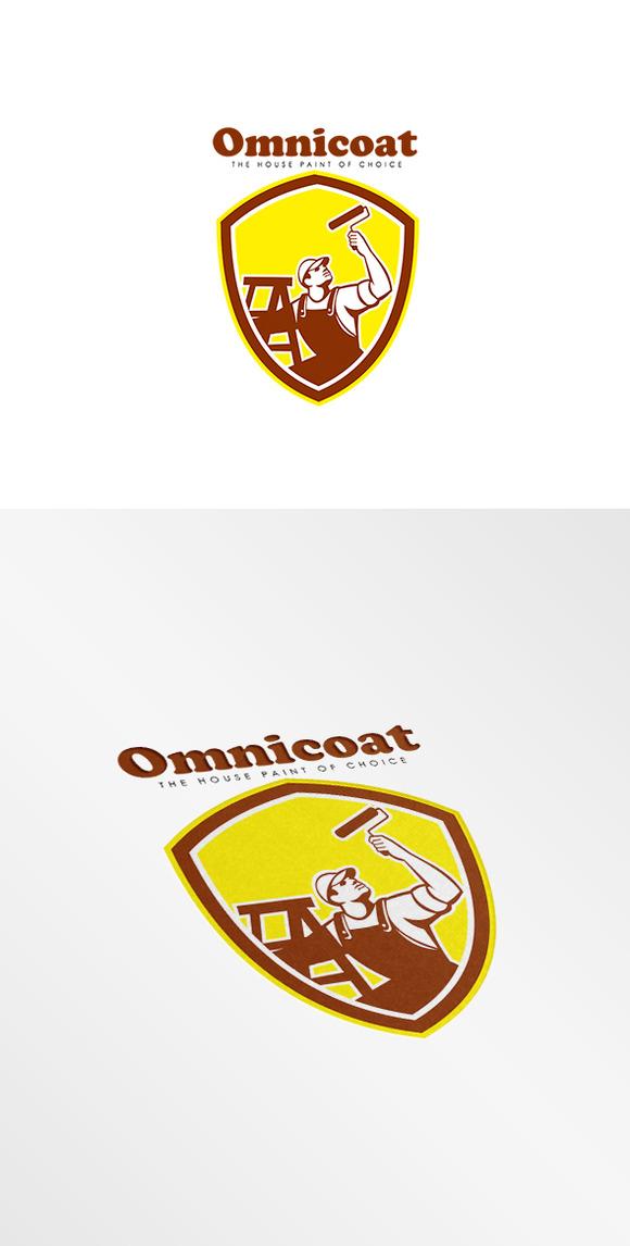Omnicoat House Painters Logo