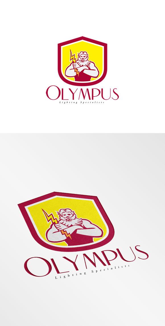 Olympus Lighting Specialist Logo