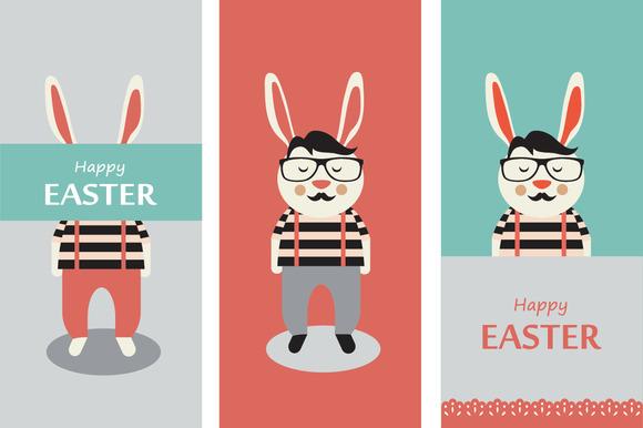 Hipster Rabbits