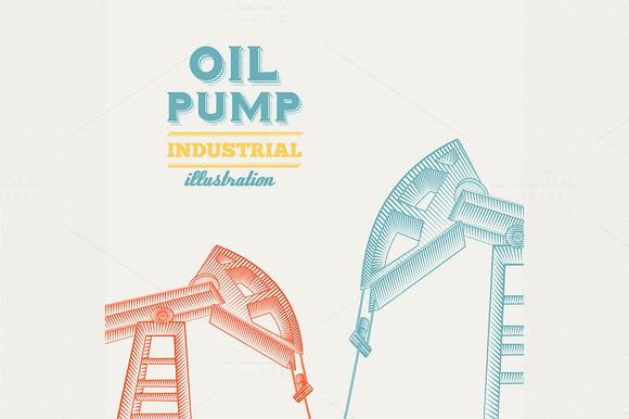 Oil Pump Jack Design