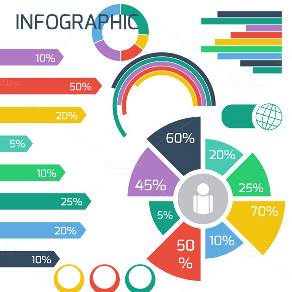 Infographics Icons And Elements