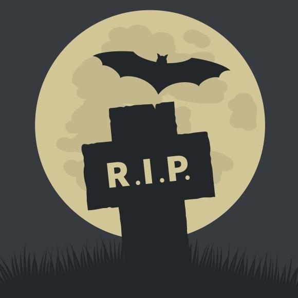 Rest In Peace Design