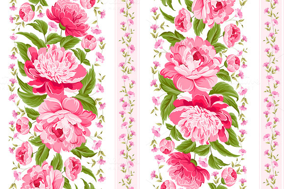 Luxurious Floral Pattern