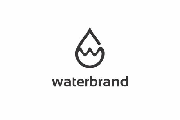 Waterbrand Logo
