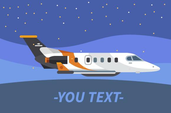 Air Transport Airplane