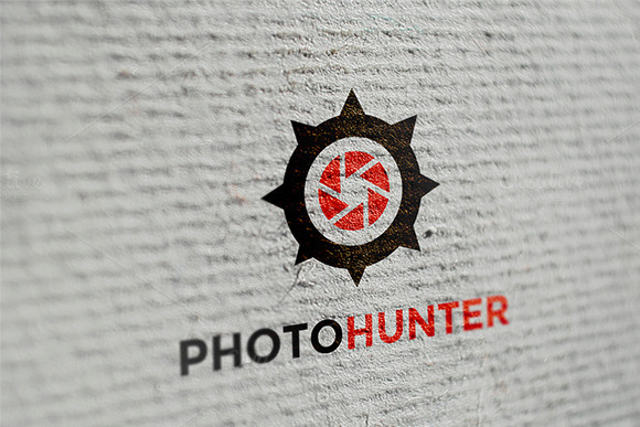 PhotoHunter Logotype