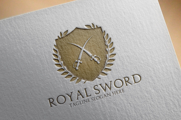 Royal Sword Logo