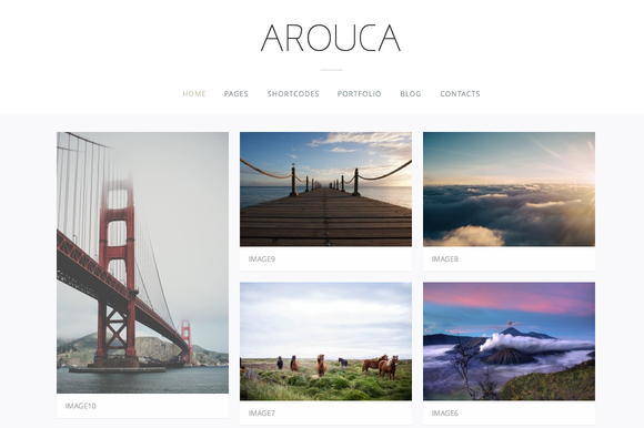 Arouca Photography Portfolio