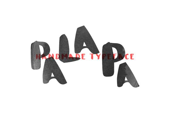 Palapa Typeface