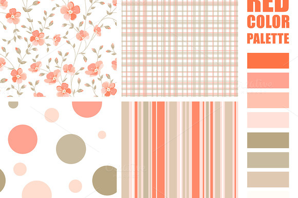 Fabric Pattern Set