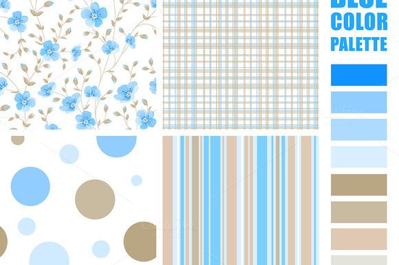 Fabric Pattern Set