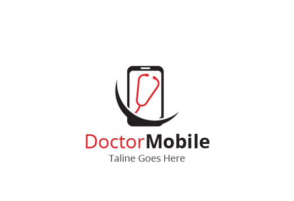 Doctor Mobile Logo