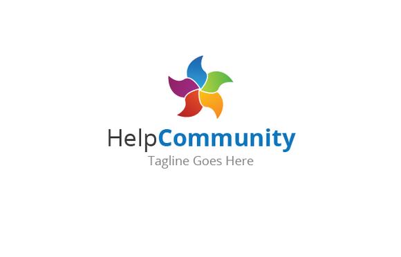 Help Community Logo