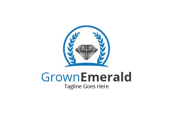 Grown Emerald Logo