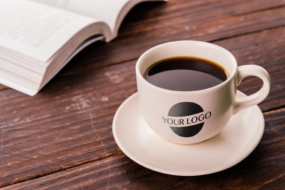 Espresso Cup Mockup