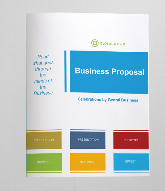 Proposal Brochure 8 Pages