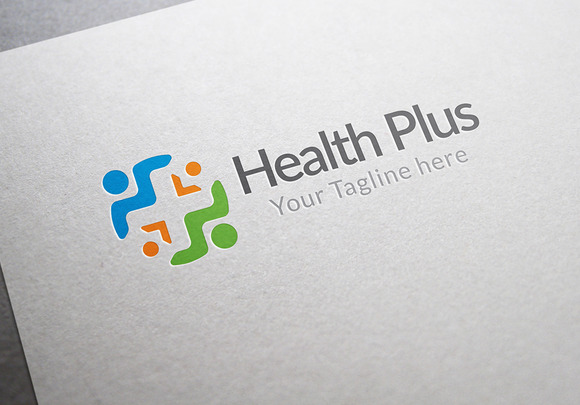 Family Health Plus Logo Template