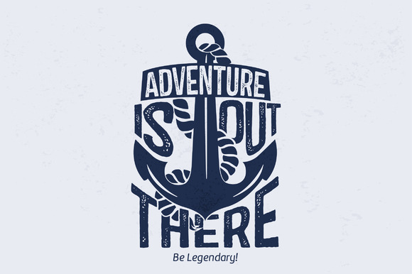 Adventure Is Our There