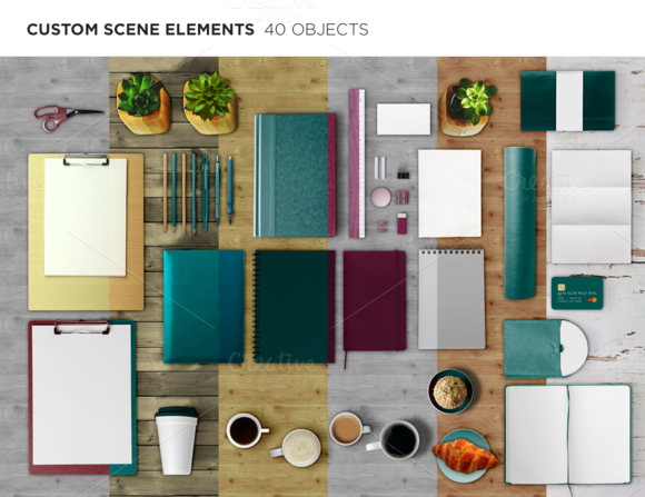 Custom Scene Designer S Kit