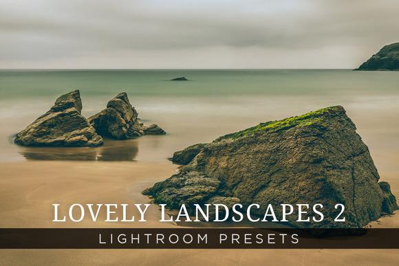 Lovely Landscape Lightroom Presets 2