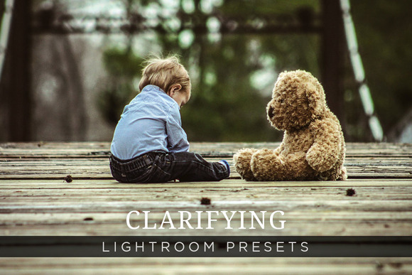 Clarifying Lightroom Presets Vol 1