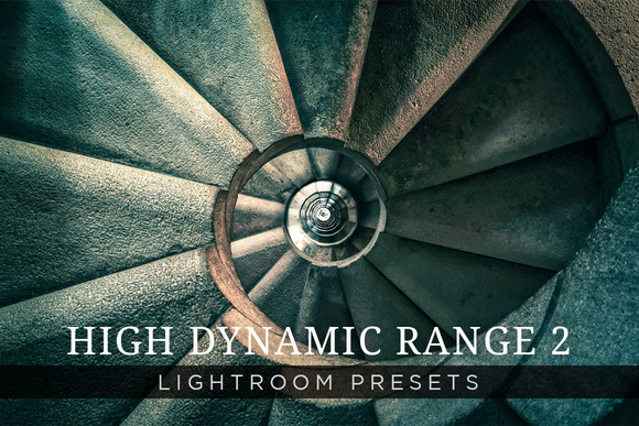 HDR Lightroom Presets Volume 2