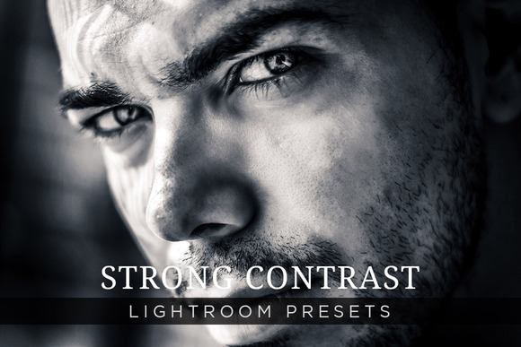 Strong Contrast Lightroom Presets 1