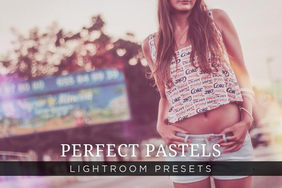 Perfect Pastels Lightroom Presets 1