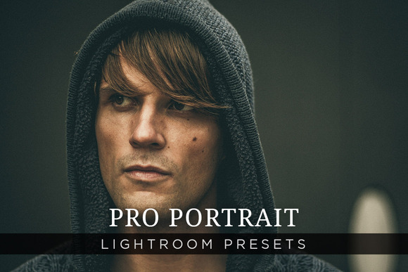 Pro Portrait Lightroom Presets Vol 1